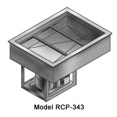 Wells Rcp-443 Drop-in Self-contained Refrigerated Cold Food Well