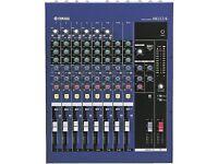 Yamaha mg 12 Channel mixer 12 input 4 bus mixer
