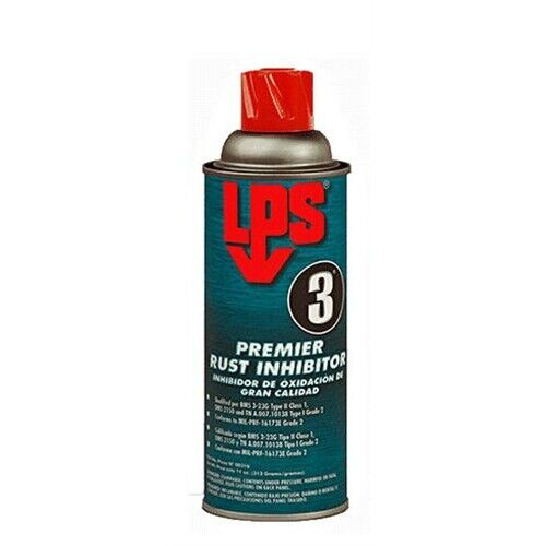 LPS Labs 00316 11 oz LPS 3��Premier Rust Inhibitor