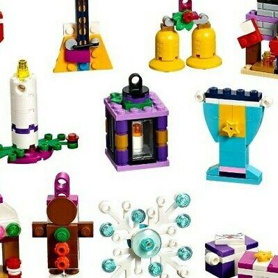 Lego Friends Mini Set from 2018 Friends Advent Calendar. Lantern