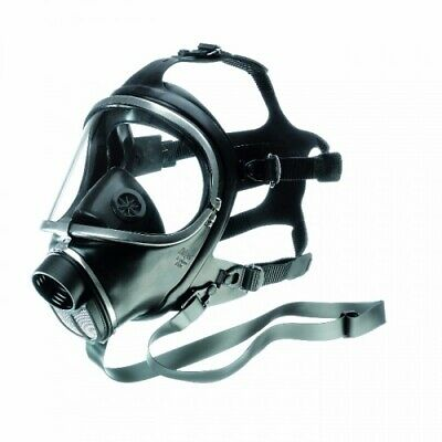Drager Panorama Nova Full Mask Mask For Use Scba Set And Saver Pp Threed Type