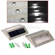 Solar Stair Lights