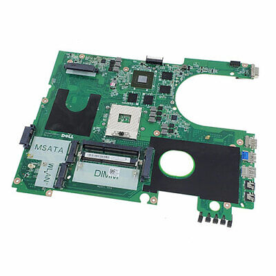 NEW Dell Inspiron 17R SE 7720 Laptop motherboard w Nvidia GT 650M 2GB 72P0M