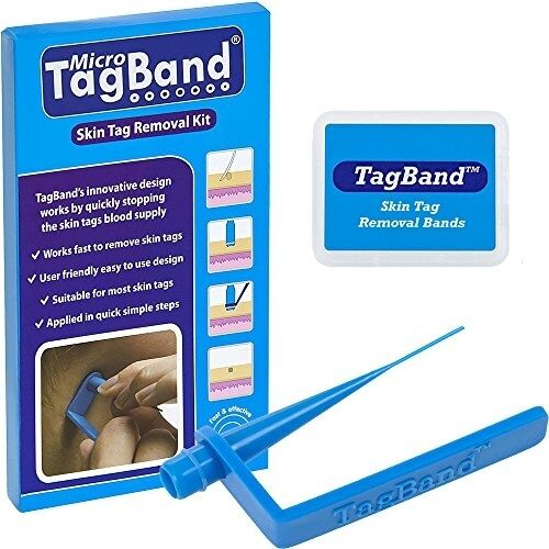 Skin Tagband Tag Remover Device Micro Small Medium Tags F...