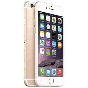 Apple IPhone 6 White and Gold 16GB