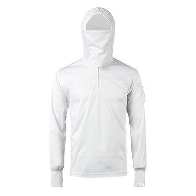 Fishing hoodie Sun Protection Clothing Long-sleeve Anti-uv Sun Fishing Clothes H