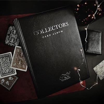 - Playing Cards Collectors Card Album Premium Display Accessory by TCC