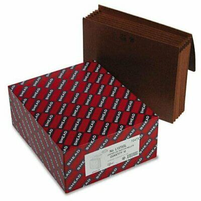 Smead 72473 Leather-like Partition Wallets With Elastic Cord - 9.50