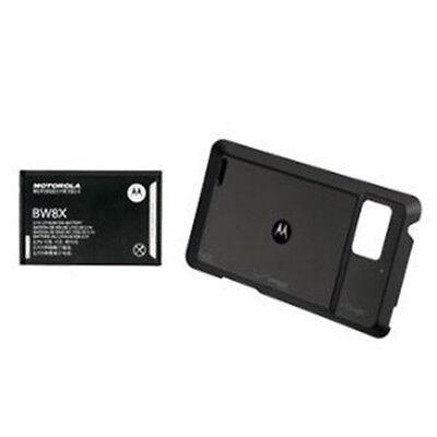 Motorola Droid Bionic Xt875 Extended Battery 2880mah And ...