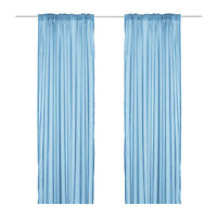 New IKEA Curtains