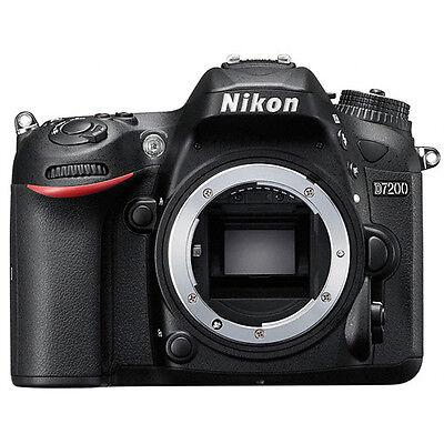 Winter Sale BRAND NEW Nikon D7200 24.2 MP Digital SLR Camera (Body Only) 1554