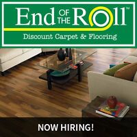 Full-Time Flooring Advisor with End Of The Roll in Vernon