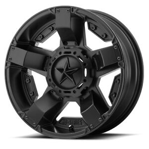 KMC Rockstar II Wheels