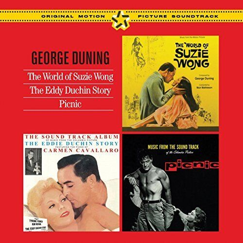 The World Of Suzie Wong - 2 x CD Complete - Limited Edition - George Duning