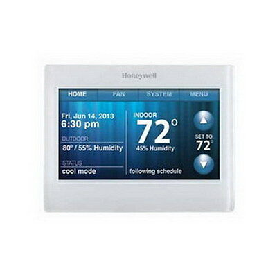 Honeywell Th9320wf5003 Wi-fi 9000 Color Touchscreen Programmable Thermostat