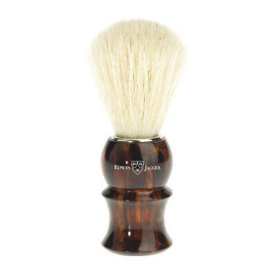 Bristle Shaving Brush (Boar Bristle Tortoiseshell Shaving Brush by Edwin)