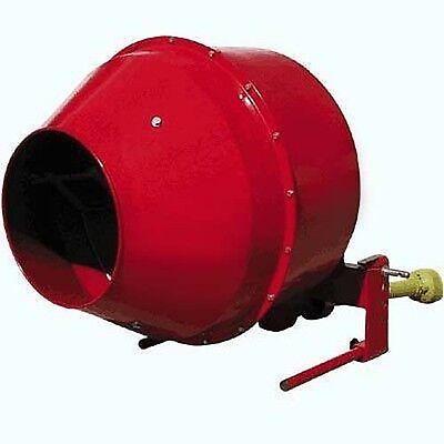 Drum Mixer - 5 Cubic Ft Cap - 3 Point PTO - 540 RPM - Chain Driven - 6 Spline