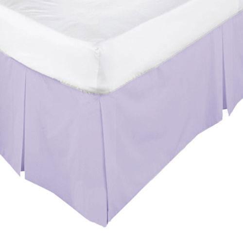 Lilac Bedskirt Bed Skirts Ebay