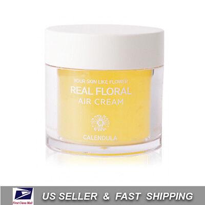 Natural Pacific   Real Calendula Energy Floral Cream 100Ml  Free Sample