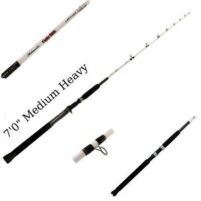 Shakespeare 1366950 USCACAT802MH 8 Ft  Uglystik Catfish Striper Cast Rod 20977