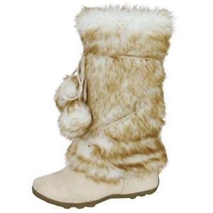 Mukluk Faux Fur Boots