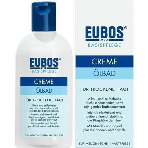 EUBOS CREME Ölbad 200 ml