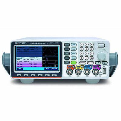 Instek Mfg-2260mra 60 Mhz Dual Channel Arbitrary Function Generator