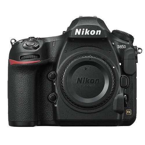 Nikon D850 DSLR Camera (Body Only) Black 1585