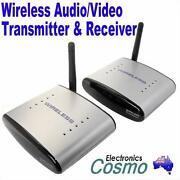 Wireless TV Transmitter