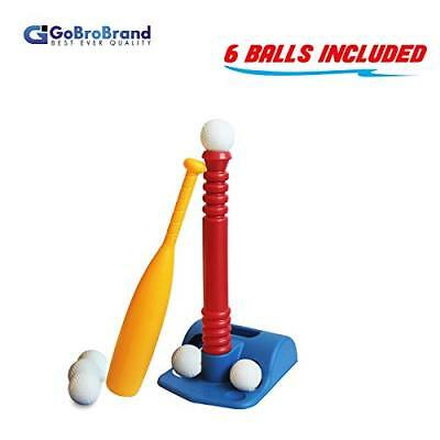 T-Ball Set For Toddlers, Kids, - Baseball Tee Gam
