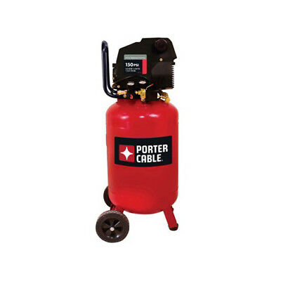 Porter-Cable 20 Gallon Vertical Portable Air Compressor PXCMF220VW New