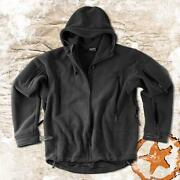 Mens Hooded Fleece Jacket