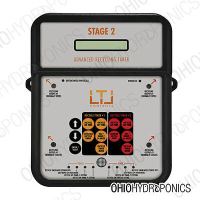 Ltl Control Stage 2 Controller   Advanced Recycling Timer 205002
