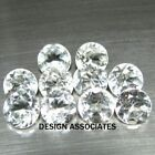 White Natural Loose Zircons