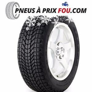 Pneus d'hiver 205/55R16 Firestone WinterForce