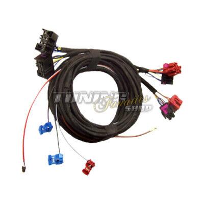 Para Audi A6 S6 4B C5 Cable Del Arnés Calefacción Asiento Sh+...