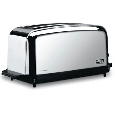 Commercial 4 Slice Toaster - Max 60 Slices an Hour (Commercial 4 Slice Toaster)