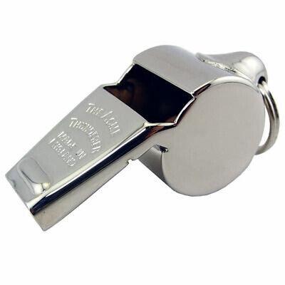 Acme Thunderer Nickel Brass Whistle
