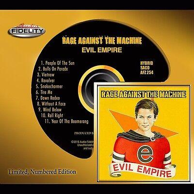 Rage Against the Machine - Evil Empire [New SACD]