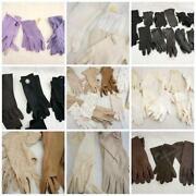 Kids White Gloves