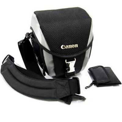 Canon EOS 100d 200d 250d D-SLR Camera Case Zoom Pack Pouch Sling Shoulder Bag
