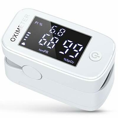 Wawech Oximetro dedo profesional Oxímetro de pulso para medir la saturación