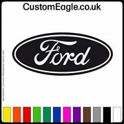 Ford Car Stickers