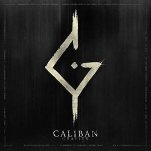 Caliban Gravity UK vinyl LP NEW sealed