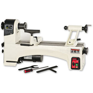 Jet Jwl 1221vs Mini Woodturning Lathe Ebay