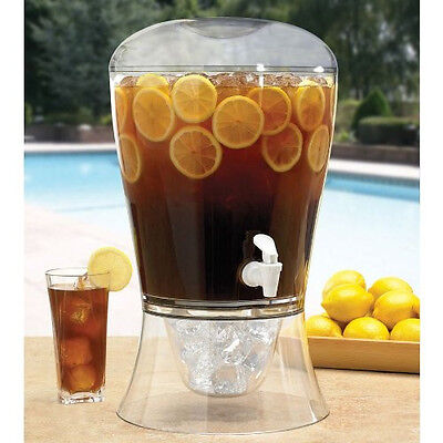 NEW Creativeware 3-Gallon Unbreakable Beverage Dispenser Drink ...