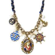 Betsey Johnson Anchor Jewelry