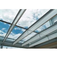 Custom Skylights Installs, Resealing and Leak Repairs
