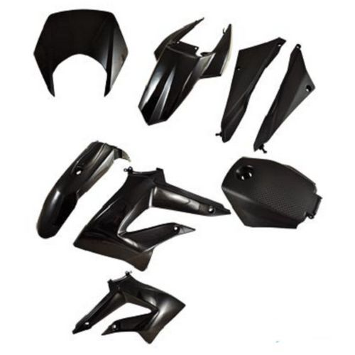 car nages derbi drd xtreme racing gilera smt rcr fairing plastics noir 2011 ebay. Black Bedroom Furniture Sets. Home Design Ideas