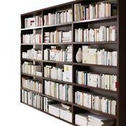 Bibliothek Regal
